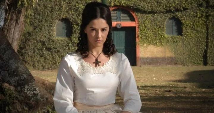 Bianca Rinaldi protagonizou Escrava Isaura na Record. (Foto: Divulgação)