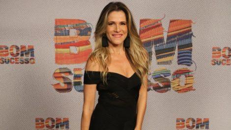 Ingrid Guimarães será uma vilã cômica, Silvana Nolasco, na nova novela das sete, Bom Sucesso Foto: João Cotta/Globo)