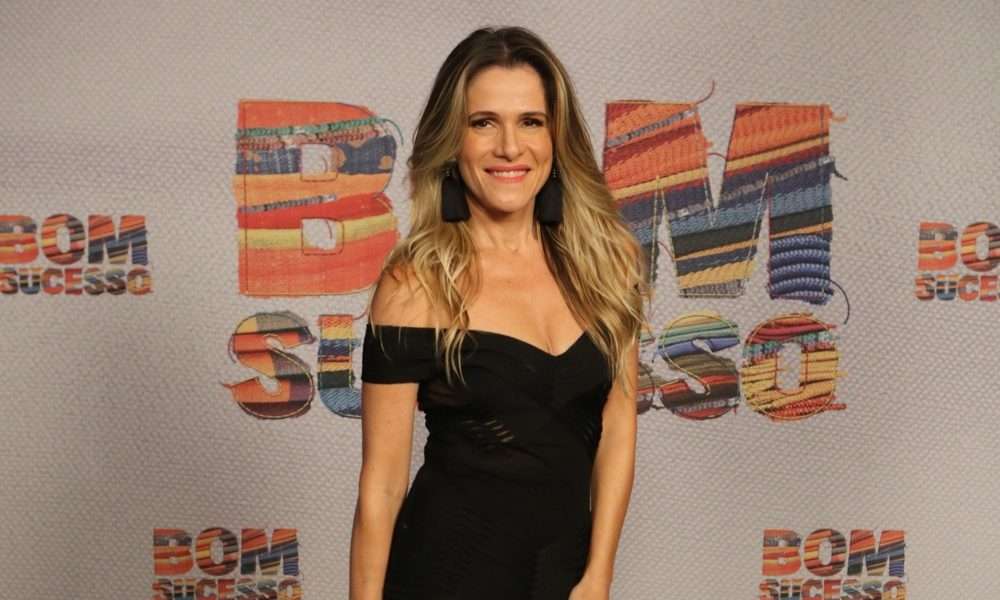 Ingrid Guimarães será uma vilã cômica, Silvana Nolasco, na nova novela das sete, Bom Sucesso da Globo (Foto: João Cotta/Globo)