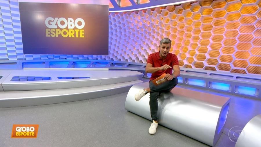 Ivan Moré falou durante entrevista sobre saída da Globo (Foto: Reprodução)