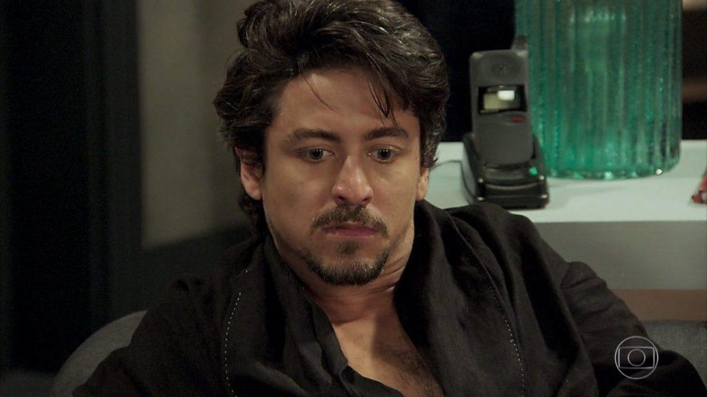 Jerônimo em cena de Verão 90 da Globo