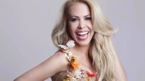 A cantora Joelma faria uma apresentação na Feira de São Cristóvão (Foto: Divulgação)