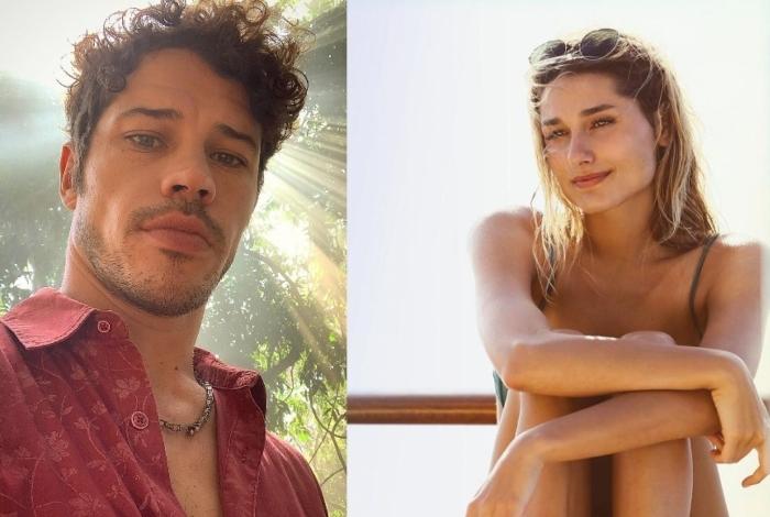 José Loreto e Sasha - Reprodução da internet