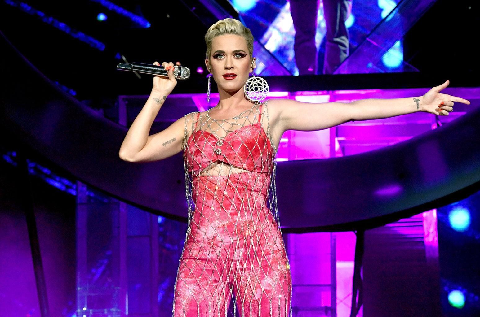 A cantora Katy Perry é condenada pela justiça depois de plágio (Foto: Reprodução)