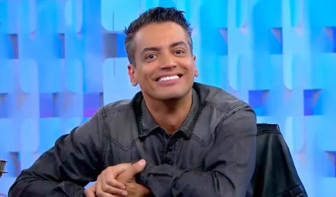 O apresentador Leo Dias pode deixar o SBT e ir para a Band (Foto: Reprodução)