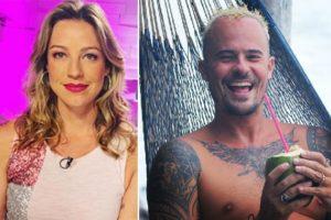 Luana Piovani vive romance com Paulinho Vilhena