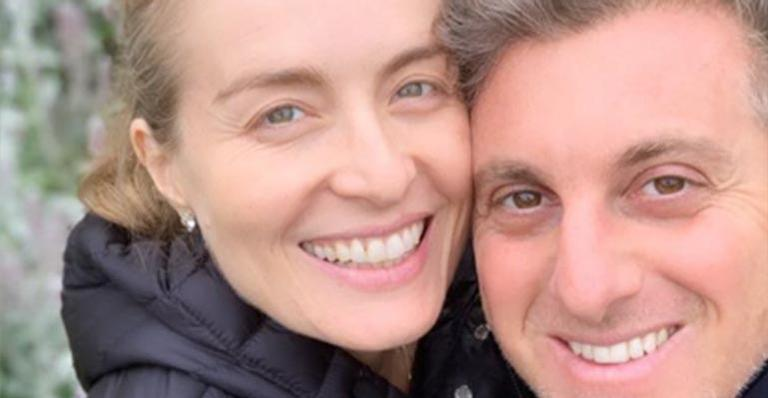 O apresentador do Caldeirão do Huck da Globo, Luciano Huck e  sua mulher Angélica (Foto: Reprodução/ Instagram)