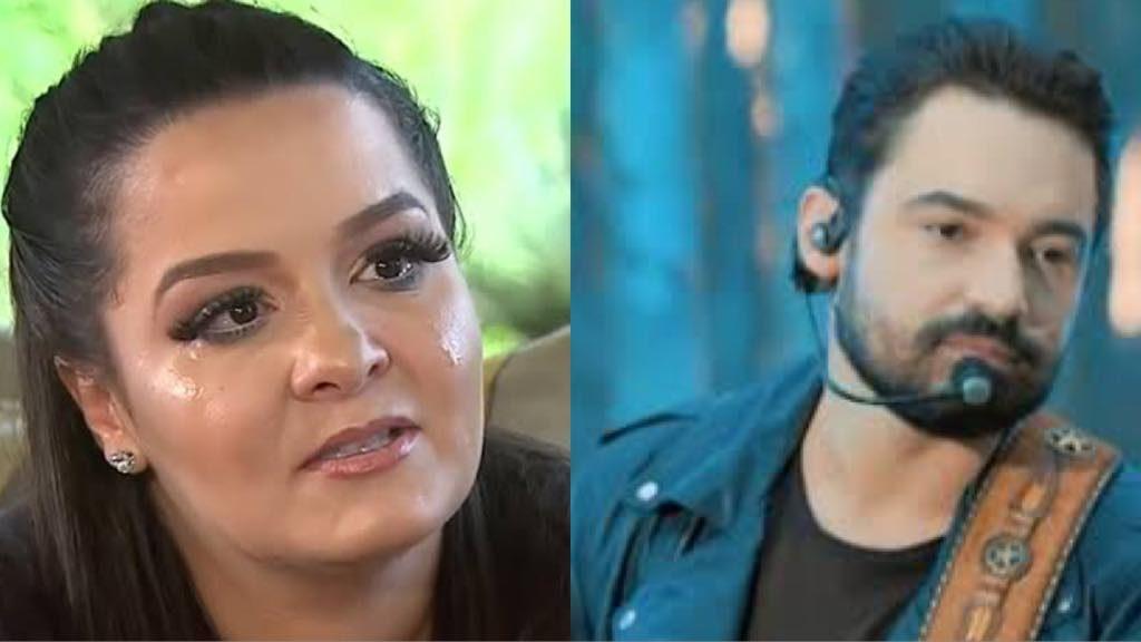 Maiara e Fernando Zor vivem romance entre idas e vindas (Foto: Montagem/ TV Foco)