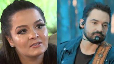Maiara e Fernando terminaram o namoro (Foto: Montagem/ TV Foco)
