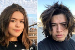 Maisa Silva e Whindersson Nunes deixaram os internautas impressionados com a semelhança entre eles (Foto: Divulgação)