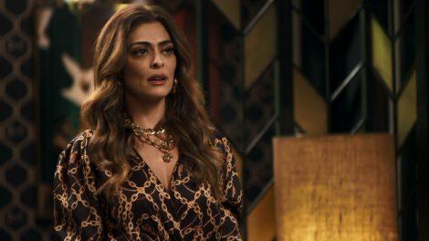 Maria da Paz (Juliana Paes) em cena de A Dona do Pedaço da Globo