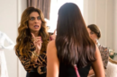 Maria da Paz e Vivi Guedes em cena da novela A Dona do Pedaço (Foto: Divulgação)