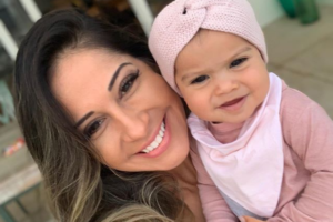 Mayra Cardi e a filha Sophia (Foto: Reprodução/ Instagram)