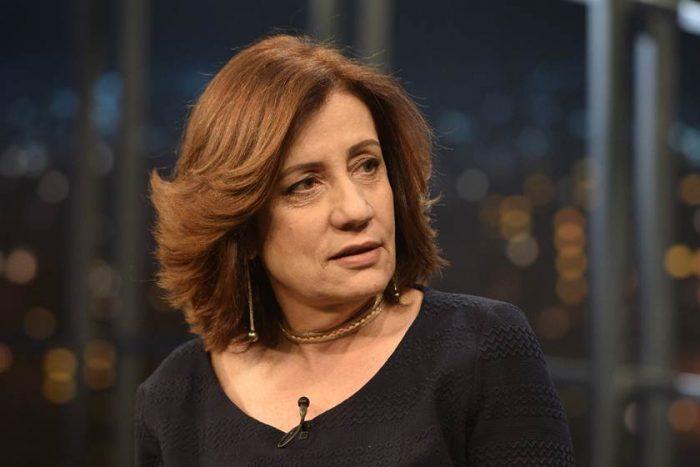 A jornalista Miriam Leitão da Globo que foi torturada e recebeu dura declaração de Bolsonaro