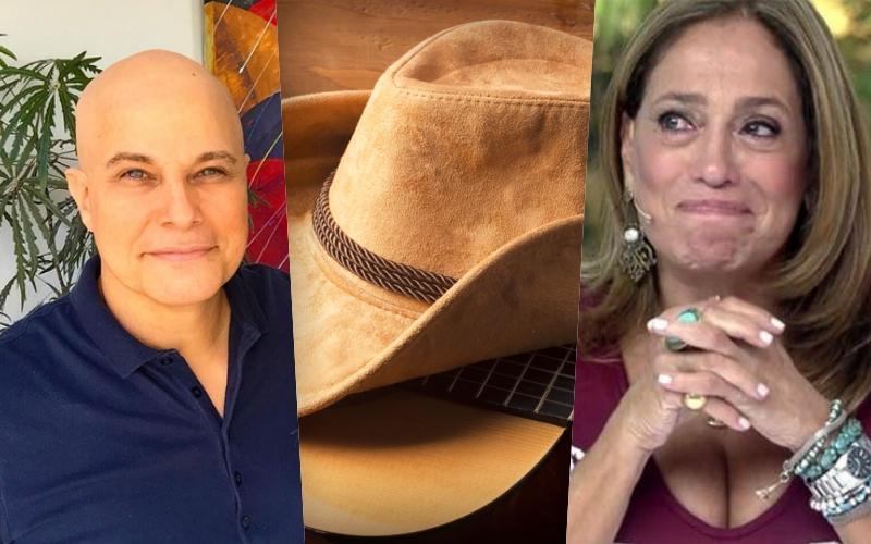 Famoso cantor sertanejo, Susana Vieira, Edson Celulari e outros artistas que sofrem contra o câncer e você não fazia ideia Foto: Reprodução