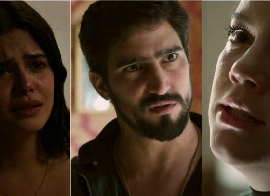 Dalila realiza sonho e destrói Jamil e Laila em Órfãos da Terra da Globo