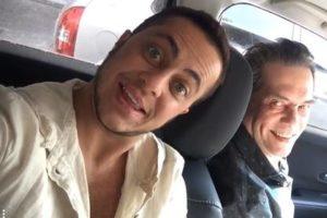 O ator da Globo e filho da cantora Gretchen, pai de Thammy Miranda, Silva Neto (Foto: Reprodução)