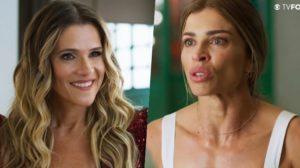A mocinha Paloma e a antagonista Silvana entrarão em guerra em Bom Sucesso da Globo