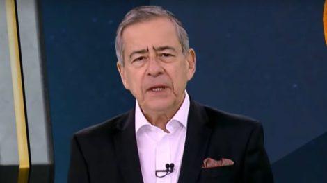Político comemorou a morte de Paulo Henrique Amorim e foi repreendido pelo padre Fábio de Melo (Reprodução)
