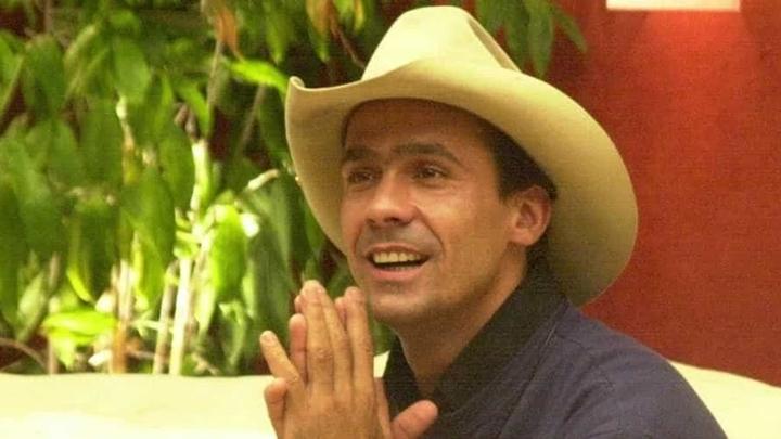 Rodrigo Cowboy foi o vencedor da segunda temporada do BBB. (Foto: Reprodução)