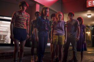 Stranger Things é fenômeno na Netflix. (Foto: Divulgação)