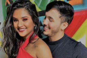 Mileide Mihaile e o namorado, Wallas Arrais (Foto: Reprodução)