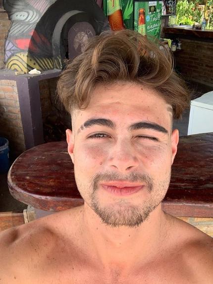 Rafael Vitti (Foto: Reprodução/ Instagram) Tatá Werneck