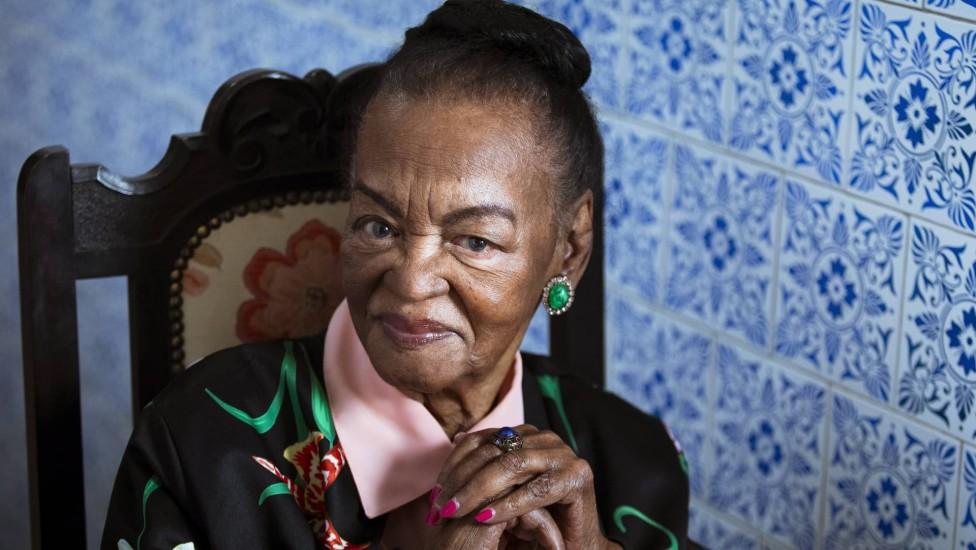 Atriz Ruth de Souza (Foto: Reprodução)