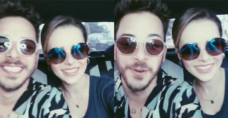 Sandy e Junior já estão se preparando para iniciar a turnê em comemoração aos 30 anos da dupla que fez história no Brasil (Foto: Divulgação)