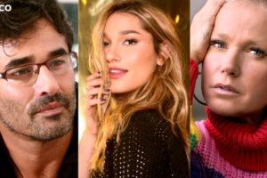 Sasha Meneguel é fruto da união entre Xuxa e Luciano Szafir (Foto: Montagem/TV Foco)