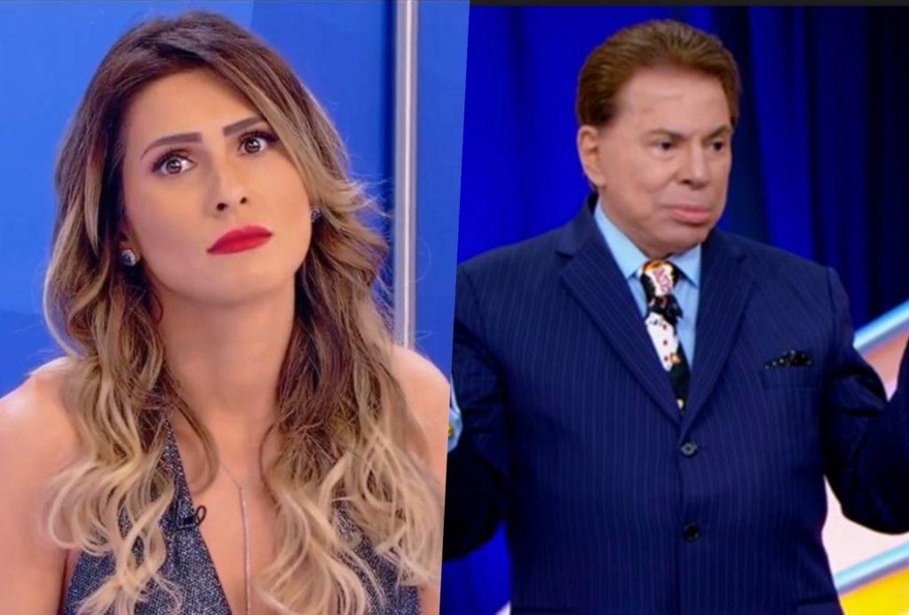 Silvio Santos e Lívia Andrade? Serpa gente
