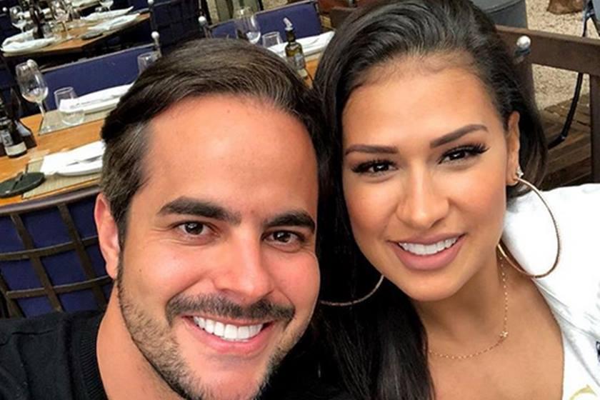 A famosa cantora sertaneja, Simone, irmã de Simaria, é casada com o empresário Kaká Diniz (Foto: Reprodução)