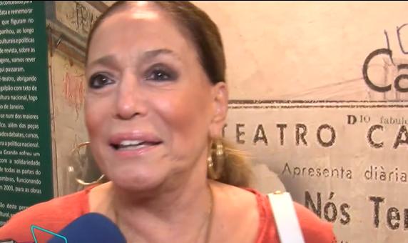 """Susana Vieira, lutando contra câncer, faz desabafo e profunda revelação: """"As flores chegaram"""" (Foto: Reprodução)"""