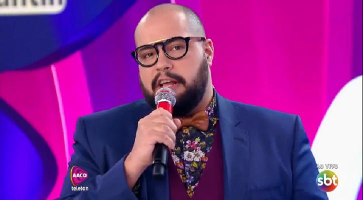 O apresentador Tiago Abravanel finalmente será contratado pelo SBT (Foto: Reprodução)