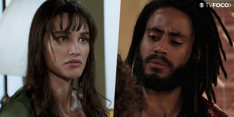 Ticiano e Gisela se aproximaram na reta final de Verão 90 da Globo