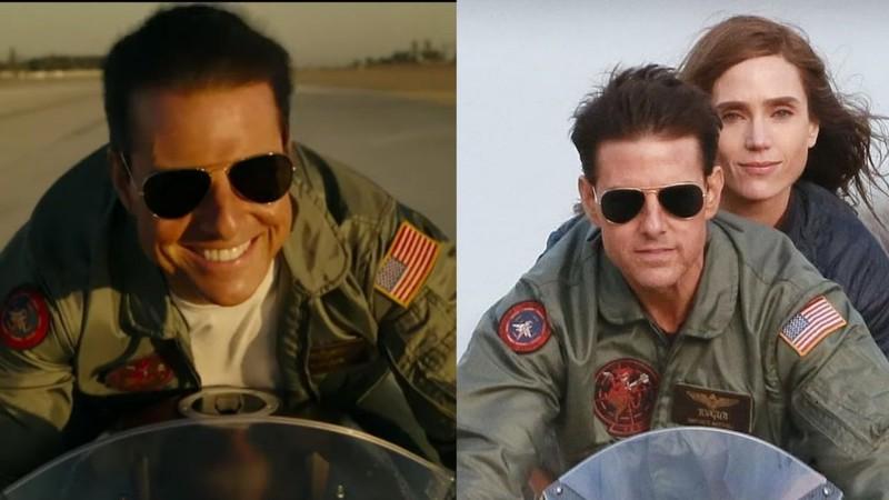 Tom Cruise aparece no primeiro trailer de Top Gun: Maverick (Foto: Reprodução)