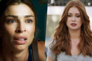 Grazi Massafera e Marina Ruy Barbosa são atrizes da Globo