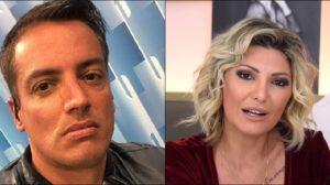 Leo Dias e Antonia Fontenelle se envolveram em uma nova treta (Foto: Divulgação)