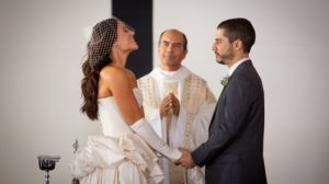 Casamento de Vivi e Camilo (Foto: Fabiano Battaglin/Globo)