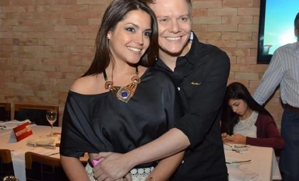 """Thaís Fersoza e Michel Teló são casados, mas dão suas """"fugidinhas"""" (Foto: Reprodução)"""