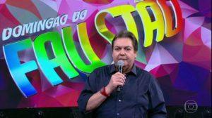 Faustão surpreendeu e foi acusado de mandar indireta a Bolsonaro (Foto: Reprodução)