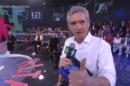 Serginho Grosiman no comando do Altas Horas do último sábado (17), que bateu recorde de audiência (Foto: Reprodução/Globo)