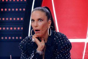 Ivete Sangalo ficou surpresa com comentário de candidata no The Voice Brasil (Foto: Reprodução)