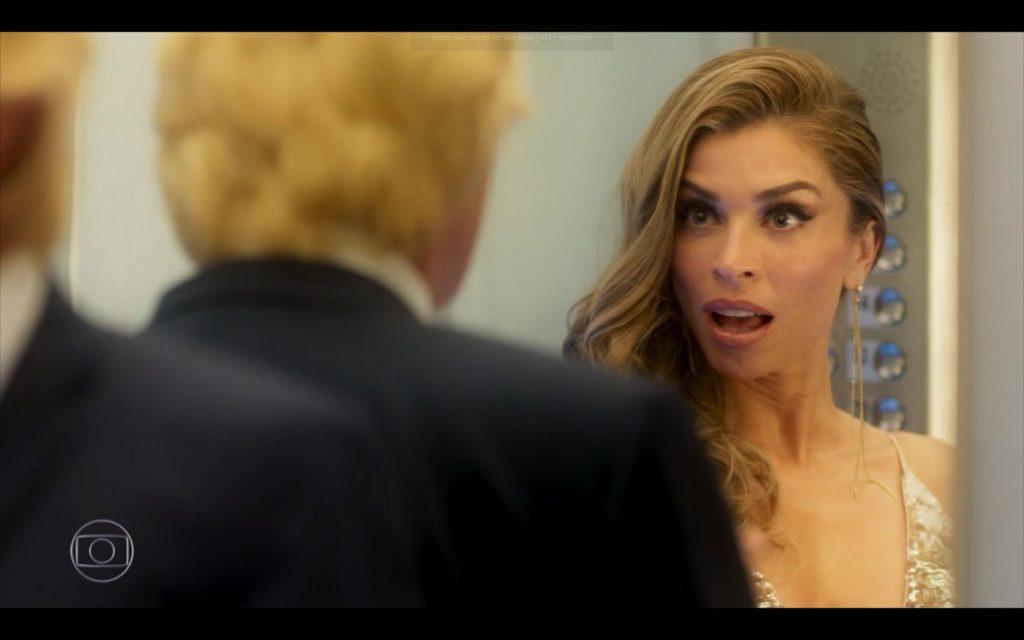 Grazi Massafera em cena na novela Bom Sucesso, trama das sete da Globo. (Foto: Reprodução)