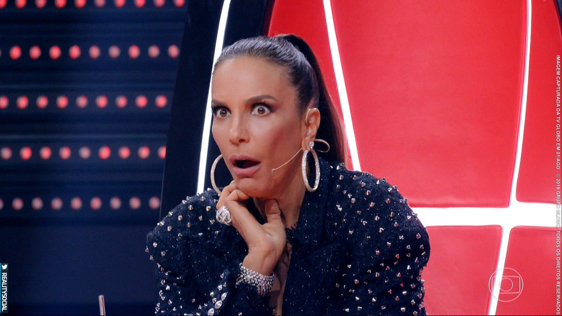 """Ivete Sangalo causa polêmica no The Voice Brasil, participante parte pra cima e não aceita resultado: """"Por que?"""""""
