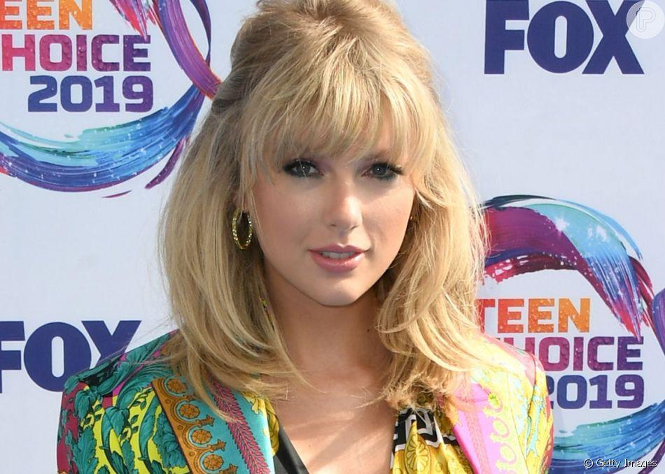 A cantora Taylor Swift ajudou uma fã com as despesas da faculdade (Foto: Reprodução)