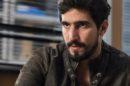 Jamil (Renato Góes) em cena de Órfãos da Terra (Foto: Globo/Victor Pollak)