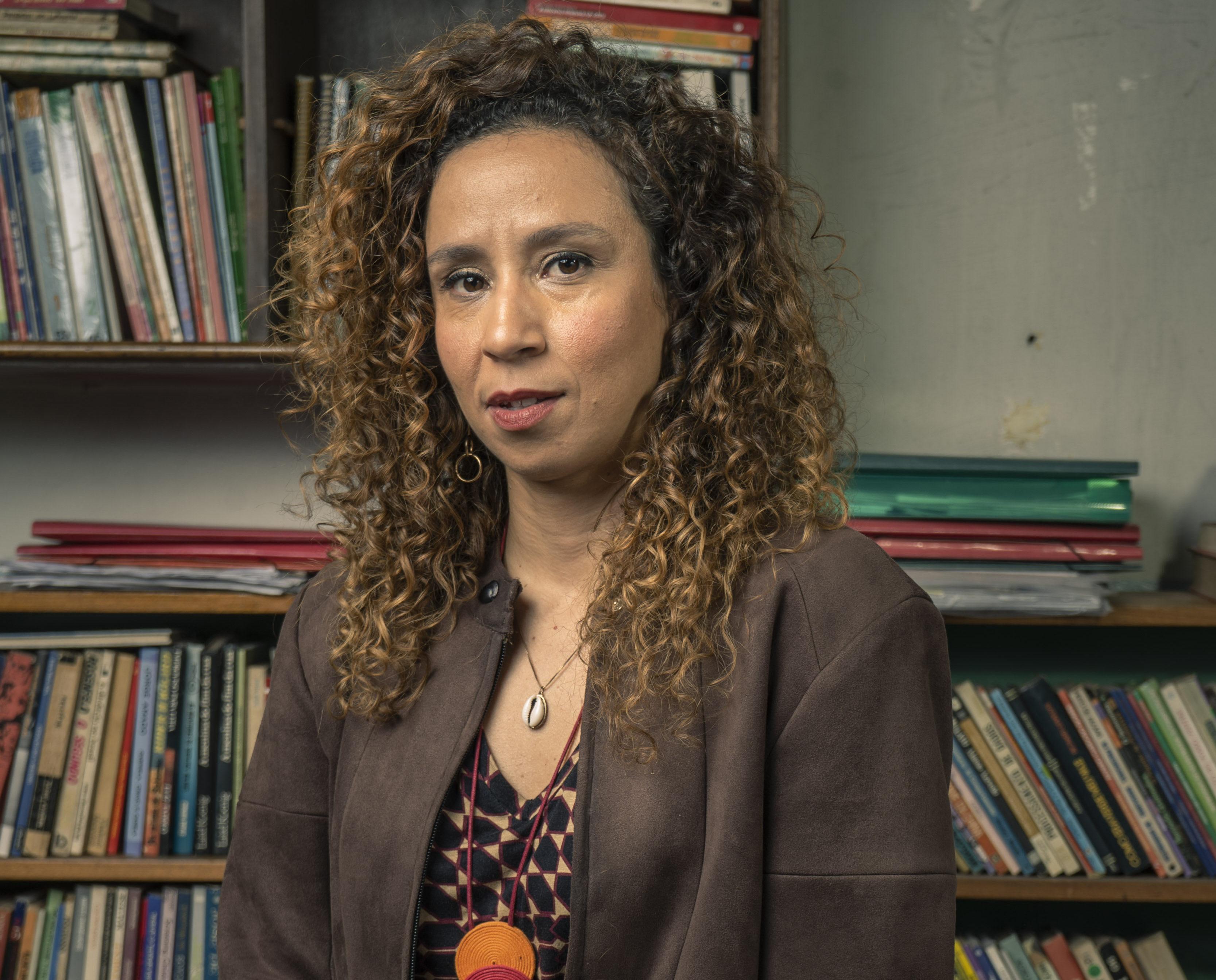 Eliete ( Thalita Carauta )estará no elenco de Segunda Chamada,nova série da Globo