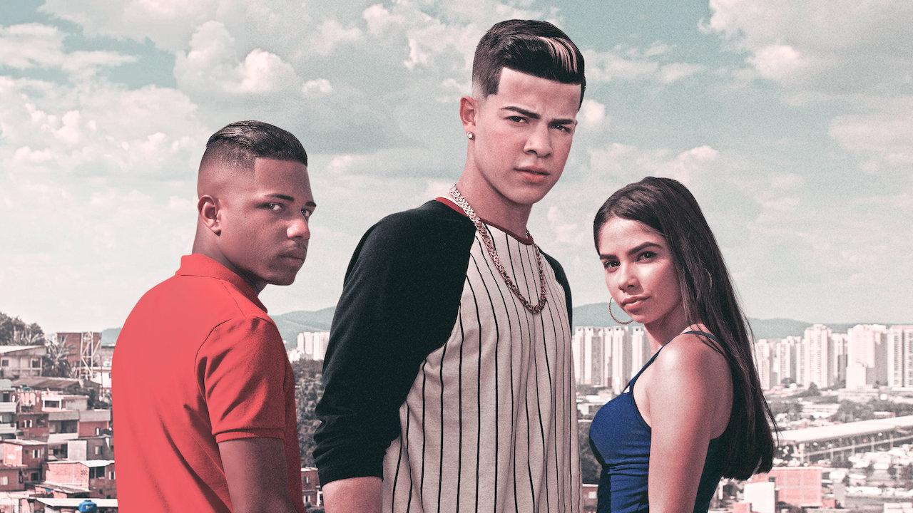 A série Sintonia está fazendo sucesso na Netflix (Foto: Divulgação)