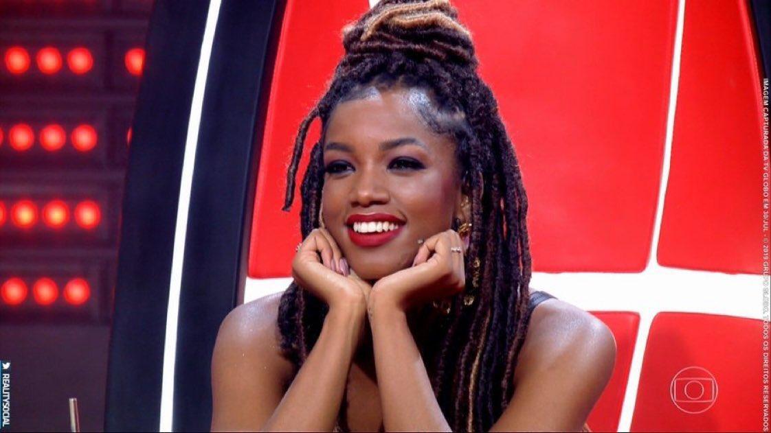 Iza deixa programa no Multishow e abre espaço para Ivete Sangalo (Foto: Reprodução/Globo)